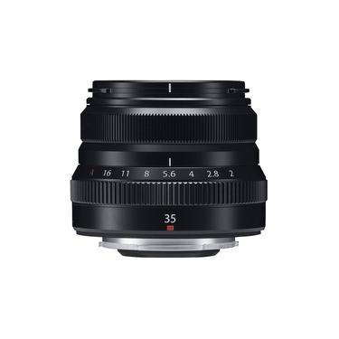 Imagem de Lente Objetiva Fujinon XF35mm F2 R WR Fujifilm Preta