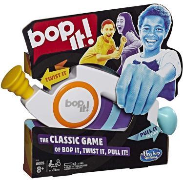 Imagem de Hasbro Gaming Bop It! Jogo eletrônico para crianças de 8 anos e up