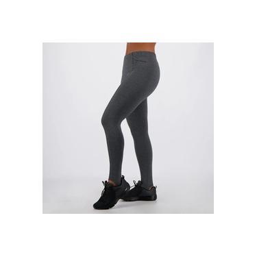 Calça Legging Olympikus Basic Feminina Cinza