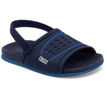 Chinelo Klin Infantil Summer Azul