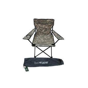 Cadeira Araguaia Confort com Braço Camuflada Belfix