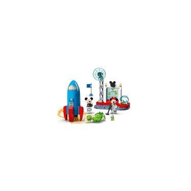 Imagem de Lego Juniors Foguete Espacial Do Mickey Mouse E Minnie 10774