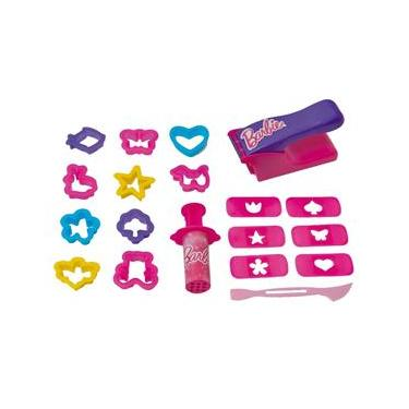 Imagem de Barbie Baldinho - Massinhas e Acessórios - Fun