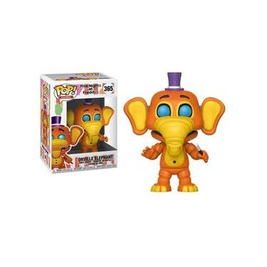 Orville Elephant 365 Pop Funko Five Nights At Freddys