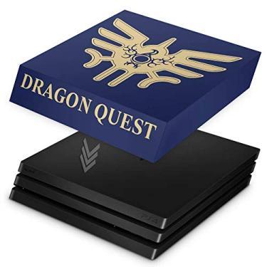 Capa Anti Poeira para PS4 Pro - Dragon Quest Bundle