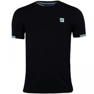 Camiseta Fila Fine Striped - Masculina Fila Masculino