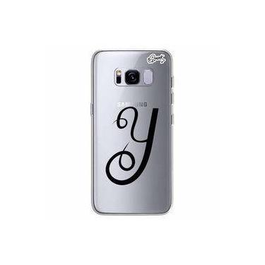 Capa Personalizada para Samsung Galaxy S8+ / S8 Plus - LETRA Y - Quark