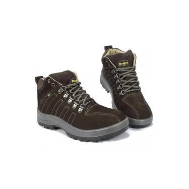Botina Flexfort Palma Boots SV8956 - Café