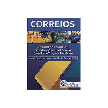 Correios - Agentes Dos Correios - Central de Concursos - Diversos - 9788560161584