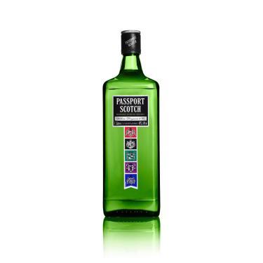 Passport Scotch Whisky Escocês - 1L