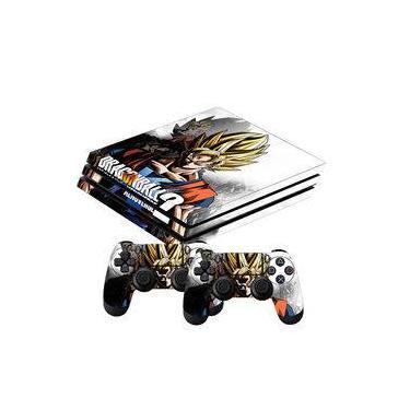 Skin PS4 Pro DragonBall Xenoverse 2