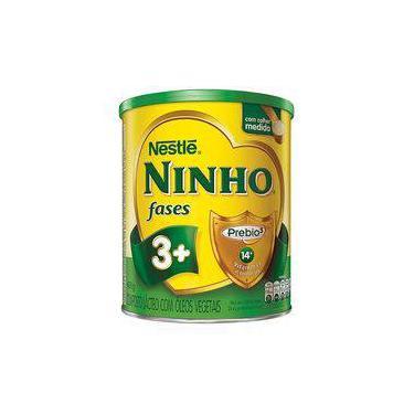 Leite Ninho Fases 3+ 400gr
