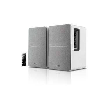 Caixa de som Monitor de Áudio R1280DB Bluetooth Bivolt 42W RMS EDIFIER - Branca