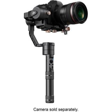 Imagem de Suporte para filmadora Gimbal-Zhiyun Crane Plus 3-Axis Estabilizador de Câmera CRANE-PLUS