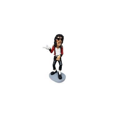 Imagem de Enfeite Resina Estátua Michael Jackson 19cm Thriller