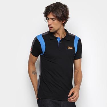 31548a4e10 Camisa Polo Fatal Piquet Masculina - Masculino