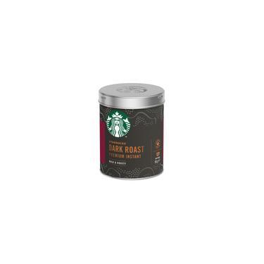 Imagem de Café Solúvel, Starbucks Instantâneo, Dark Roast, 1 Lata