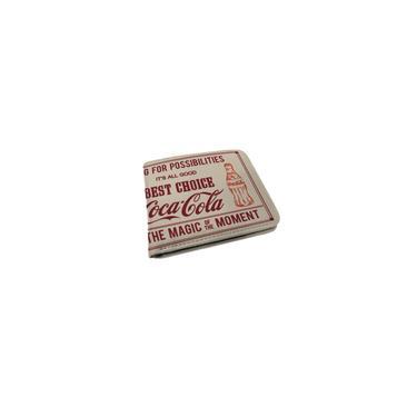 Carteira Coca-Cola Magic Moment - Bege