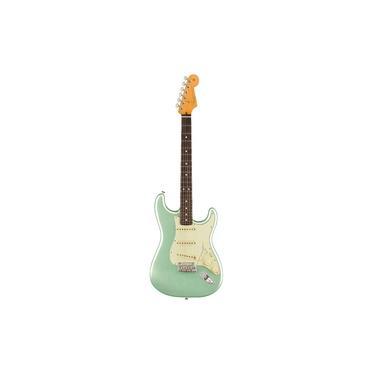 Imagem de Guitarra Fender Am Professional II Stratocaster RW 011 3900 718 Mystic Surf Green
