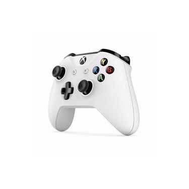 Controle Xbox One S Microsoft Branco