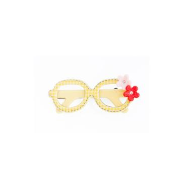 Bico de Pato Infantil Ania Store Gafas Amarelo  menina