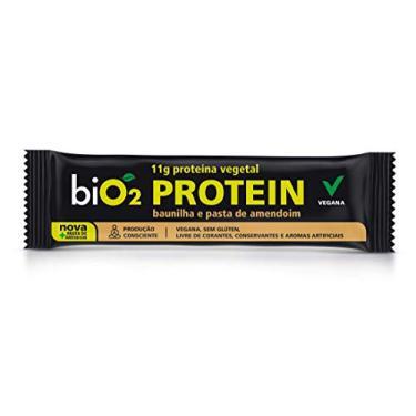 Protein Bar Baunilha Bio2 45g