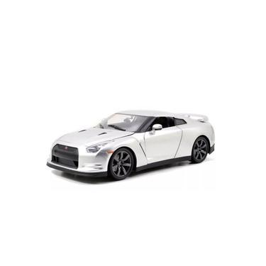 Imagem de Brian S Nissan Gtr R35 Velozes E Furiosos 7 Jada Toys 1:18