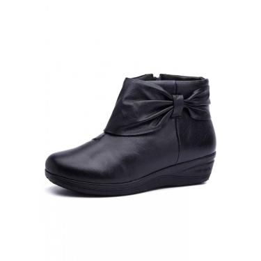 Bota Feminina Doctor Shoes 158 Preto 158-PTO-186-1042 feminino