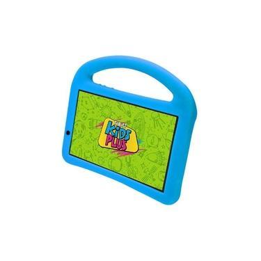 """Imagem de Tablet Dl Kids Plus 7"""" 8GB 1GB B Quad Core 1.2GHz TX398PC - Azul - Bivolt"""