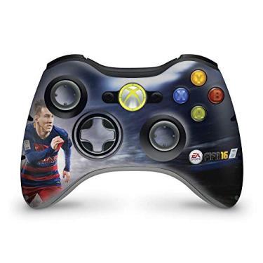 Skin Adesivo Para Xbox 360 Controle - Fifa 16