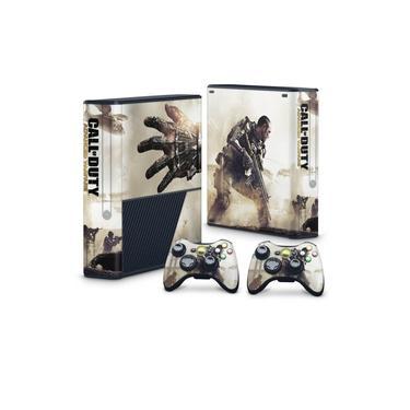 Skin Adesivo para Xbox 360 Super Slim - Call Of Duty Modern Warfare