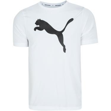 Camiseta Puma Active Big Logo - Masculina Puma Masculino