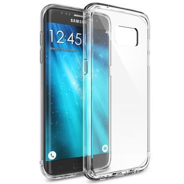 Capa Protetora Samsung Galaxy J7 Prime - Transparente