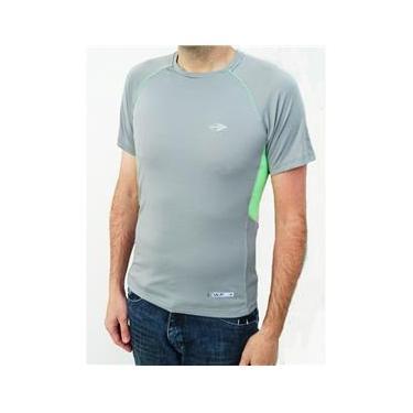 d1c99d2a0b Camiseta Mormaii Masculina Manga Curta Slim Fit Proteção UV S507UVSFM