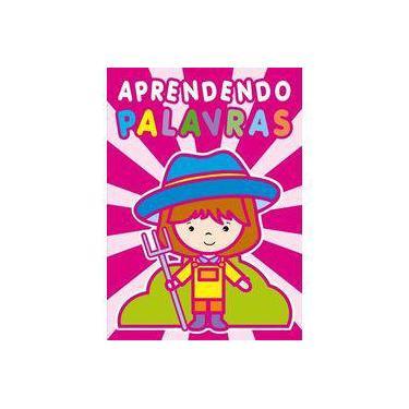 Aprendendo Palavras - Editora Ciranda Cultural - 9788538076674