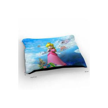 Colchão Para Pet Super Mario Princesa Peach