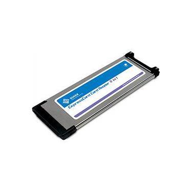 Adaptador Express Card p/ Cartões de Memória - Sunix