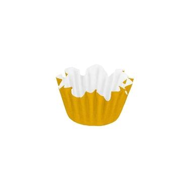 Forma Papel Número 6 Flor Amarela Com 100 Unidades Regina