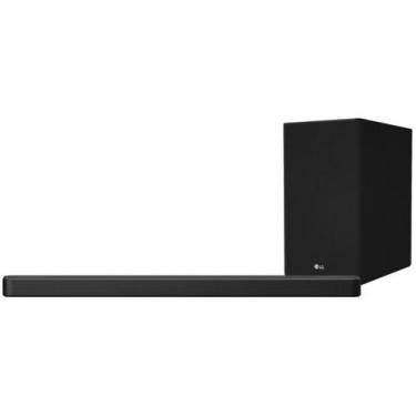 Imagem de Home Theater Soundbar Lg Com Subwoofer Wireless - Bluetooth 440W 3.1.2