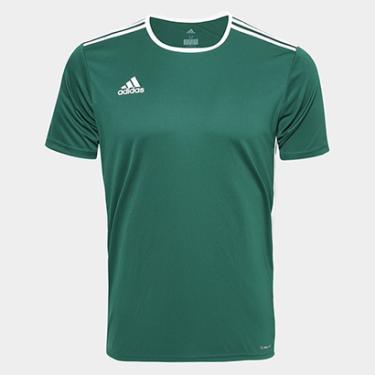 ce393e52dc Camiseta Adidas Entrada 18 Masculina - Masculino