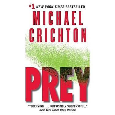 Prey - Michael Crichton - 9780061703089