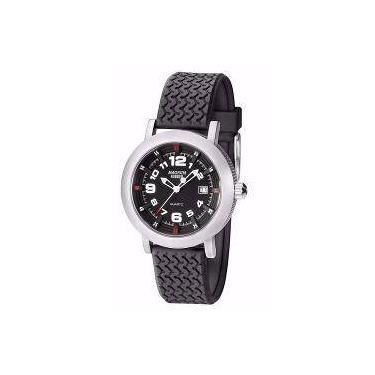 426509b2c02ca Relógio de Pulso Masculino Magnum Analógico Shoptime   Joalheria ...