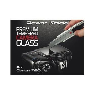 Pelicula Protetora do LCD para Canon 70D 80D protetor em vidro óptico temperado