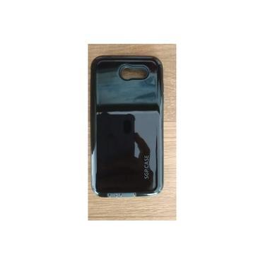 Capa Case Samsung Galaxy J3 2017 Anti Impacto Preto