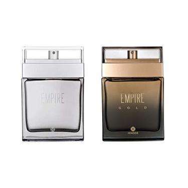 Imagem de Kit Perfume Empire Gold & New Empire Tradicional Hinode