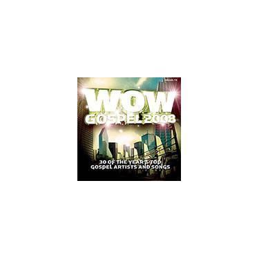 CD Wow: Gospel 2008 (Duplo)