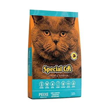 Ração Special Cat Premium Peixe para Gatos de Todas as Idades - 20KG
