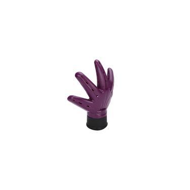 Imagem de Difusor de Secagem de Cabelo de Plástico Difusor de Secador de Cabelo Difusor Roxo Único para Cabeleireiro Ferramentas de Acessórios de Estilo de Cabe