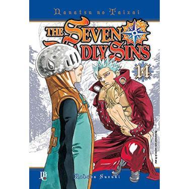 The Seven Deadly Sins 14 - Nakaba Suzuki - 9788545701699