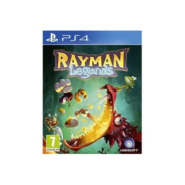 PS4 Rayman Legends